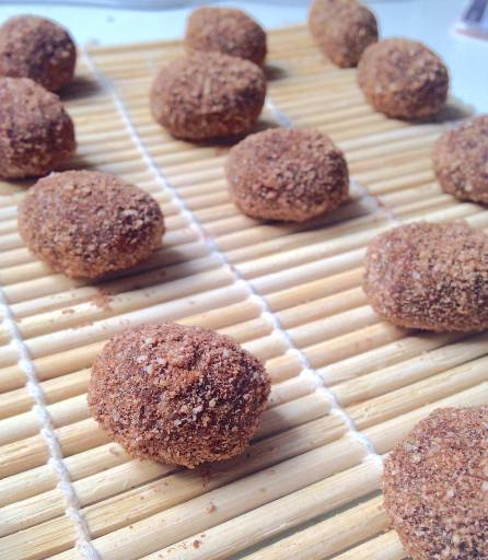 hempseeds super food energy balls