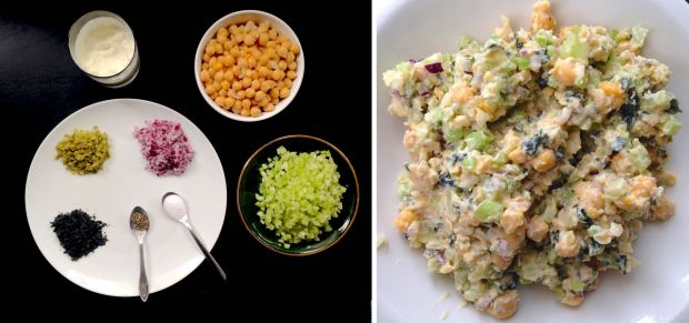 tuna less tuna salad